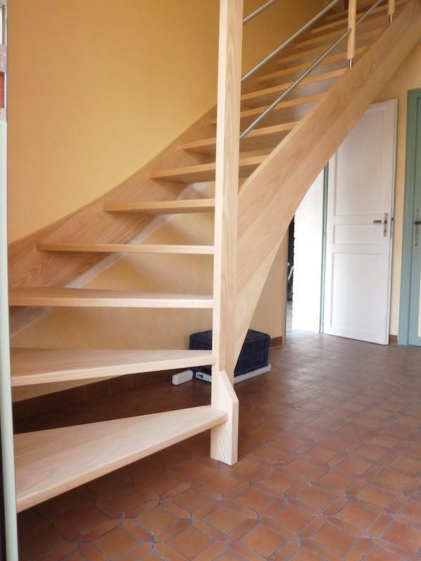 Pose d'escalier 2